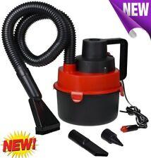 Portable 12V Wet Dry Car Vacuum Cleaner Inflator Truck Turbo Handheld 96W Clean