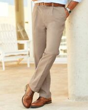 Cotton Traders Ultimate Chino Trousers Stone 40S TD095 LL 09