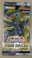 Yugioh Máximum Crisis  spanish Booster lot  24 packs Konami