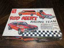 Amt 1972 Chevelle SS RED ALERT RACING TEAM 72 COMBO KIT COMPLETE