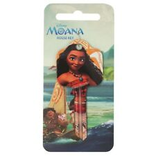 Disney Princess Moana Universal UL2 6-Pin Key Blank