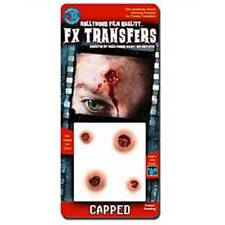 Capped FX Kit - Halloween Special Effects Makeup - Halloween