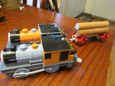 """Tomy trackmaster thomas train """"Dash & Bash"""" Set, TESTED! Motorized engines"""