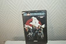 JEU VIDEO CASSETTE MSX GHOSTBUSTER BY ACTIVISION 1984 RETRO GAMING
