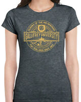 609 Gallifrey Univeristy womens T-shirt funny tv show doctor science fiction