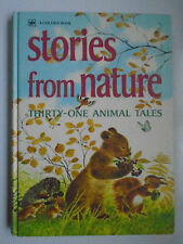 Stories From Nature Thirty-One Animal Tales, Golden Book, 2nd Print, 1974