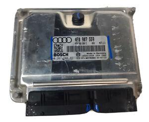 2005 06 07 2008 Audi A6 4.2L Engine Computer Module ECM ECU | 4F0 907 559