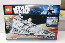 LEGO 8099 Star Wars Midi-Size Imperial Star Destroyer  NIB  FREE SHIPPING