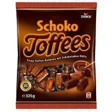 Storck Schoko Toffees Delicious Toffees Candy 325g.