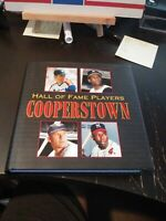 Hall Of Fame Players Cooperstown by Herman, Bruce