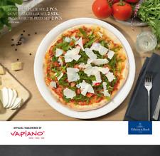VAPIANO Set DUNE Pizzateller 2 tlg V&B Neu Villeroy&Boch  SONDERANGEBOT SALE %25%25