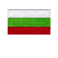 """Flag of St Vincent Iron On Patch 2 1//2/"""" x 1 1//2/"""" Free Shipping by Envelope Mail"""