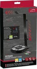 SPEEDLINK ESTRADO Gaming Headset Stand with USB Hub + USB Sound Card