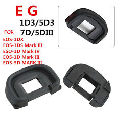 Yeux coquillage CE pour Canon EOS Viseur Eye Cup Eos 1d X 1d Mark III 5d Mark III...