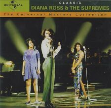 DIANA ROSS & THE SUPREMES Classic / The Universal Masters Collection CD 1999