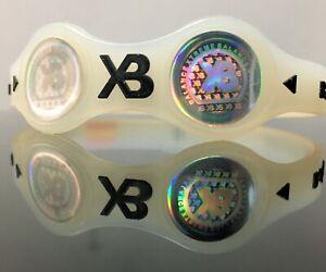 Balance power wristband - Balance Extreme - Hologram silicone band - Large