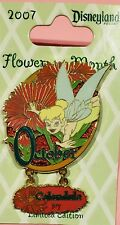 DLR-TINKER BELL FLOWER COLLECTION 2007- OCTOBER - CALENDULA JOY LE 1000 PIN