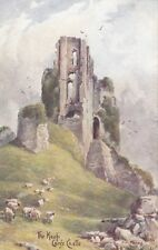 Dorset Famous Places Collectable Artist Signed Postcards