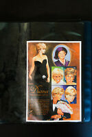 British Colonies Princess Diana NH Stamp Collection
