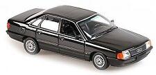 MXC940015201 - Voiture berline AUDI 100 de 1990 de couleur noire  -  -