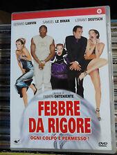 Dvd - FEBBRE DA RIGORE (vendita)