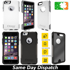 Iphone 6 6s Otterbox Commuter Series Phone Case Cover + Screen Protector