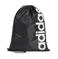 Adidas Drawstring Gym Sack Gym Bag School PE Football Training Gymbag Gymsack