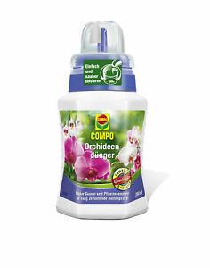 Compo Orchideendünger 250 ml Dünger Orchideen Flüssigdünger Düngemittel *