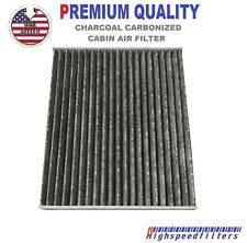 C35660 CHARCOAL CABIN AIR FILTER for 2014 - 2018 FORTE & 2014 - 2017 ELANTRA