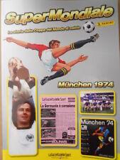 Panini World Cup Storia Mondiale Monaco Munchen 1974  - Ristampa [sc.48]