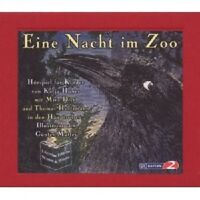 THOMAS HOLTZMANN/MIRA DIETL - EINE NACHT IM ZOO  CD NEU