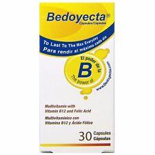 BEDOYECTA CAPSULES 30-CT
