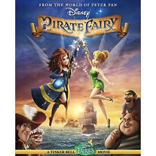 The Pirate Fairy DVD, ,