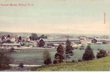 MILFORD, NH GRANITE WORKS PRE-1907 1906 publ., w.f. french