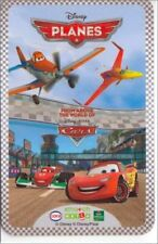 11 cartes jaune DISNEY Cora / Match PLANES & CARS