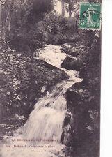 DAHOUËT 205 cascade de la flora coll waron timbrée 1914