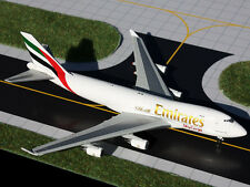 Gemini Jets GJUAE1210 Emirates Air Freight Boeing 747-400F 1:400 Scale N415MC Mt