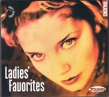 Ladies' Favorites Various 24 Karat Zounds Gold CD Audio's Audiophile Vol. 19