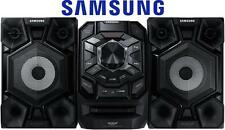 Samsung MX-J630DB NEW Stereo System Bluetooth CD DVD PAL/NTSC 110/220 Volt