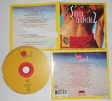 + CD nuovo incelofanato Sabor Tropical 2 Compilation Energypsy, Gera Samba, Gary
