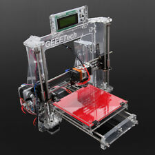 Geeetech 3D Drucker Bausat LCD Reprap Prusa i3 Pro B MK8 Extruder 3D Printer DIY
