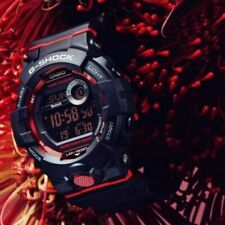 Casio G-Shock GBD-800-1 G-SQUAD Watch