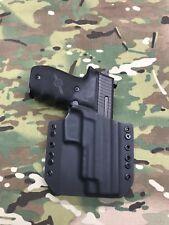 Black Kydex Holster for SIG P220R Holster