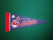 CLEVELAND INDIANS MLB LICENSED MINI PENNANT, NEW