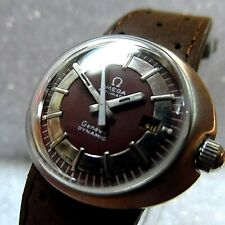 Vintage Omega Geneve Dynamic Automatic Women's Watch