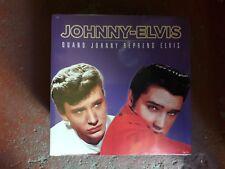 Johnny - Elvis - Quand Johnny Reprend - RSD 2018 LP/Vinyl - New & Sealed