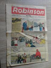 ROBINSON n°254 de 1941