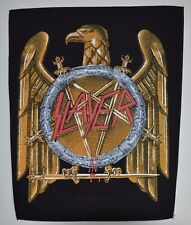 SLAYER - Golden Eagle - Backpatch - 30 cm x 36,3 cm - 164572