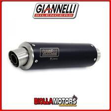 73501XP SCARICO GIANNELLI XPRO APRILIA RSV 1000 R 2001- DARK/INOX