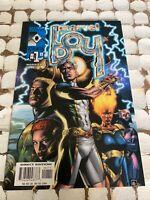 MARVEL BOY #1 MARVEL KNIGHTS Comics 2000 1ST APP NOH-VARR NM 1st PRINT